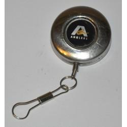 Botón extensible de metal...