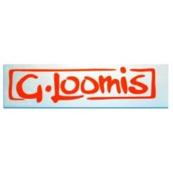 G. Loomis Orange Loomis...