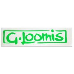 G. Loomis Lime green Loomis...