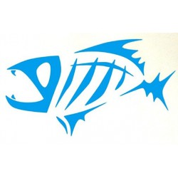 G. Loomis Fish blue...