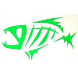 G. Loomis Fish green...