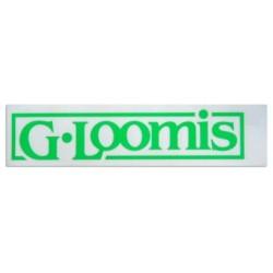 G. Loomis Neon green...