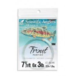 Trout (oliva claro)