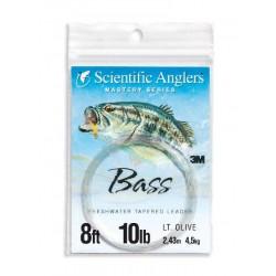 Bass (oliva claro)