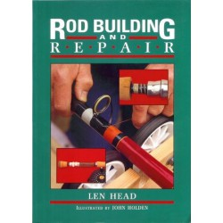 Rod building and repair