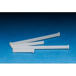 Tubos de plástico modelo A