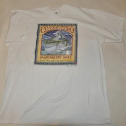 Camiseta Lee - Salmonberry...
