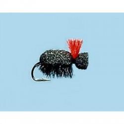 Escarabajo negro HI-VIS