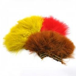 Strung marabou (plumas...
