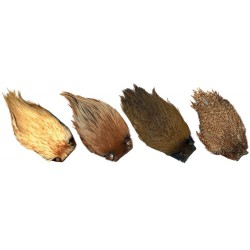 Cuellos indios (Dry Fly...