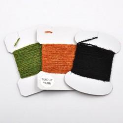 Buggy nymph yarn