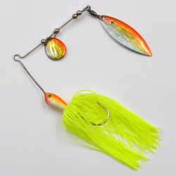 Teeth Spinnerbait 14 gramos
