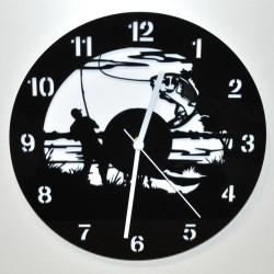 Reloj de pared Pescador en...