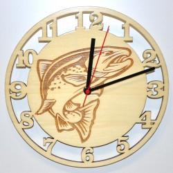 Reloj de pared Salmón
